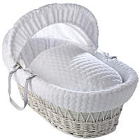replacement moses basket dressing covers only
